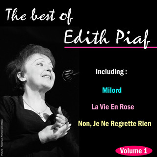 The Best Of Edith Piaf, Vol. 1
