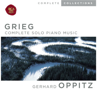 Grieg:Complete Solo Piano Music