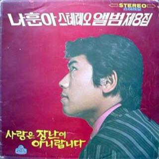 Na Hoon - A; The 8th Stereo Album