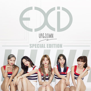 UP&DOWN [JAPANESE VERSION] SPECIAL EDITION (Up & Down (Japanese Version) Special Edition)