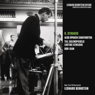 Strauss:Also Sprach Zarathustra, Op. 30 & Till Eulenspiegels Lustige Streiche, Op. 28 & Don Juan, Op. 20