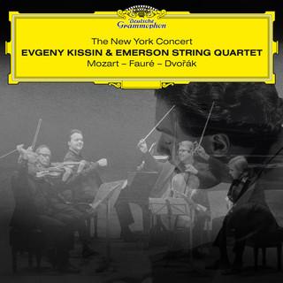 Dvorák:Piano Quintet In A Major, Op. 81, B. 155:3. Scherzo (Furiant). Molto Vivace (Poco Tranquillo) (Live In New York City / 2018)