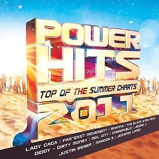 2011 冠軍全擊 年中大排行(Power Hits Summer 2011)
