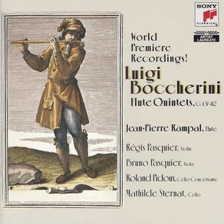 Boccherini:Quintets For Flute, Violin, Viola, And 2 Violoncellos