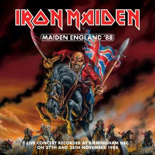 Maiden England \'88