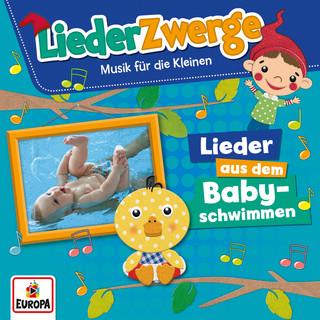 Liederzwerge - Lieder Aus Dem Babyschwimmen