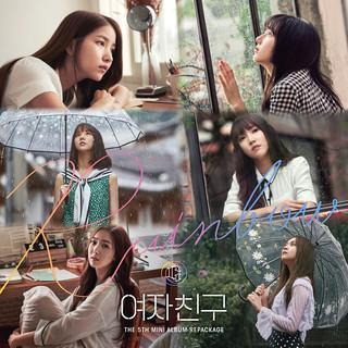 여자친구 The 5th Mini Album Repackage `RAINBOW`
