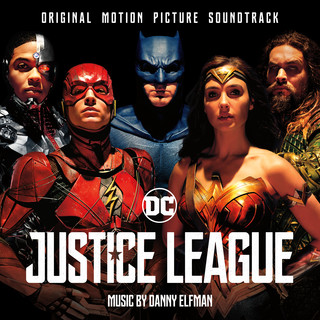 Justice League (Original Motion Picture Soundtrack) (正義聯盟電影原聲帶)