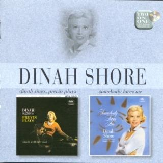 Dinah Shore:Dinah Sings , Previn Plays:Somebody Loves Me