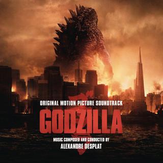 哥吉拉電影原聲帶 (Godzilla)