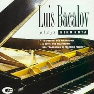 Luis Bacalov Plays Nino Rota