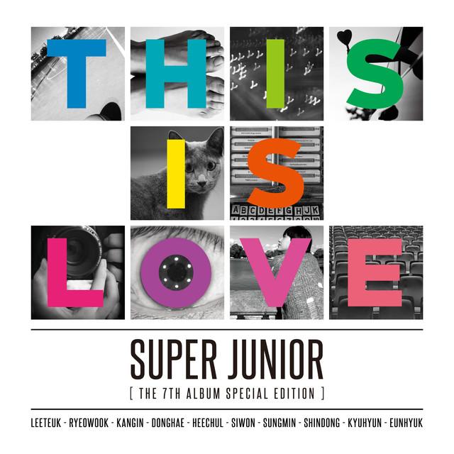 第七張正規專輯特別版『THIS IS LOVE』