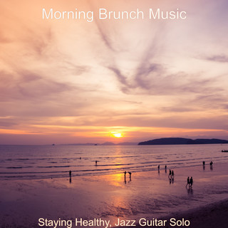 Staying Healthy, Jazz Guitar Solo