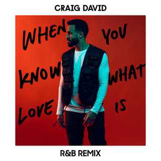 When You Know What Love Is (R & B Remix)