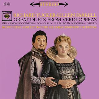 Richard Tucker and Eileen Farrell - Great Duets from Verdi Operas