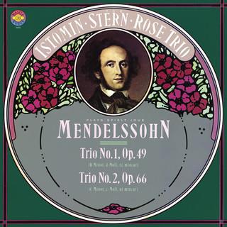Mendelssohn:Trios 1 & 2