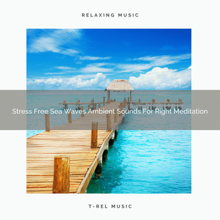 Stress Free Sea Waves Ambient Sounds For Right Meditation