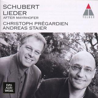 Schubert:Mayrhofer Lieder