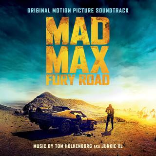 Mad Max: Fury Road (Original Motion Picture Soundtrack) [Deluxe Version] (瘋狂麥斯:憤怒道電影原聲帶)