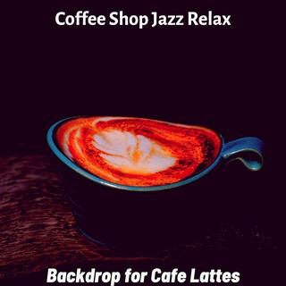 Backdrop For Cafe Lattes