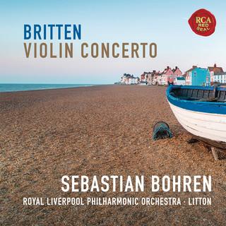 Britten:Violin Concerto In D Minor, Op. 15