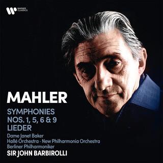 Mahler:Symphonies Nos. 1, 5, 6, 9 & Lieder