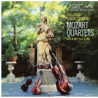 Mozart:String Quartet No. 14 In G Major, K. 387