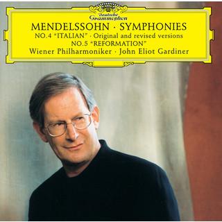 Mendelssohn:Symphonies Nos.4