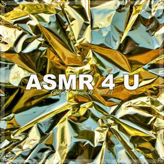 ASMR Crinkle Sounds, Vol. 3