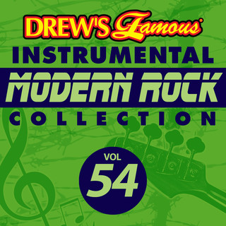 Drew\'s Famous (Instrumental) Modern Rock Collection (Vol. 54)