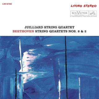 Beethoven:String Quartet No. 8 In E Minor, Op. 59 No. 2