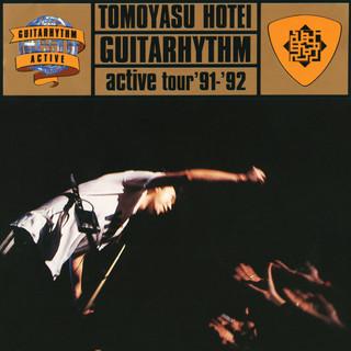 Guitarhythm Active Tour \'91 - \'92