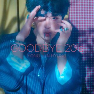 YONG JUN HYUNG 1ST ALBUM `GOODBYE 20's`