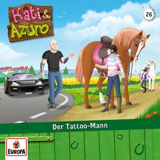 026 / Der Tattoo - Mann