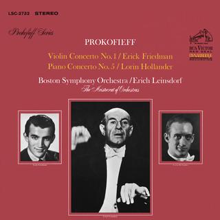 Prokofiev:Violin Concerto No. 1 In D Major, Op. 19 & Piano Concerto No. 5 In G Major, Op. 55