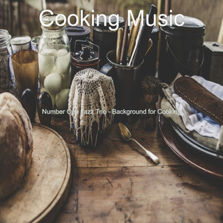 Number One Jazz Trio - Background For Cooking