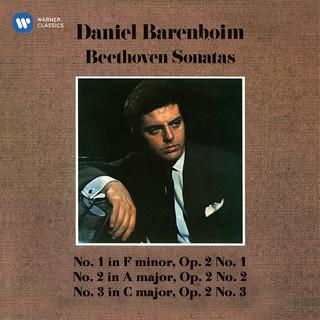Beethoven:Piano Sonatas Nos. 1, 2 & 3, Op. 2