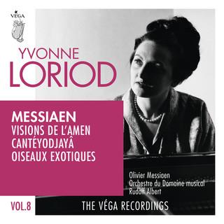 Messiaen:Visions De L\'Amen, Cantéyodjayâ, Oiseaux Exotiques