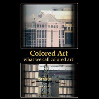 What We Call Colored Art