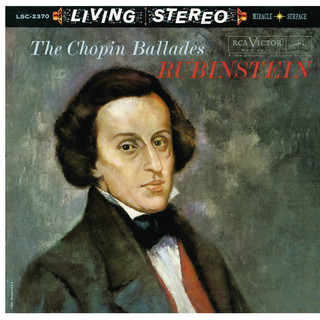 Chopin:Ballades