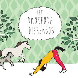 Het Dansende Dierenbos (Kinderyogamuziek)