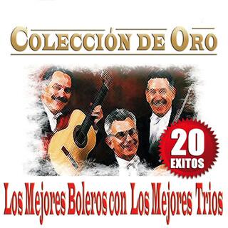 Los Mejores Boleros Con Los Mejores Trios - 20 Exitos Colección De Oro