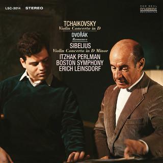 Tchaikovsky:Violin Concerto In D Major, Op. 35 & Dvorák:Romance In F Minor, Op. 11