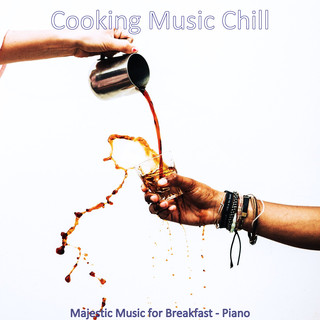 Majestic Music For Breakfast - Piano