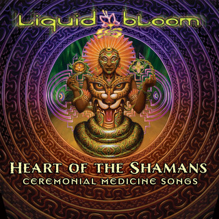 Heart Of The Shamans:Ceremonial Medicine Songs