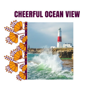 Cheerful Ocean View