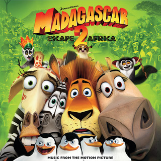 Madagascar:Escape 2 Africa (Music From The Motion Picture)