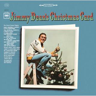 Jimmy Dean's Christmas Card