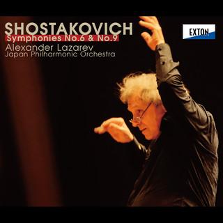 ショスタコーヴィチ:交響曲 第 6 番 & 第 9 番