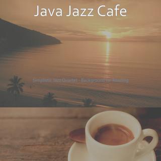 Simplistic Jazz Quartet - Background For Reading